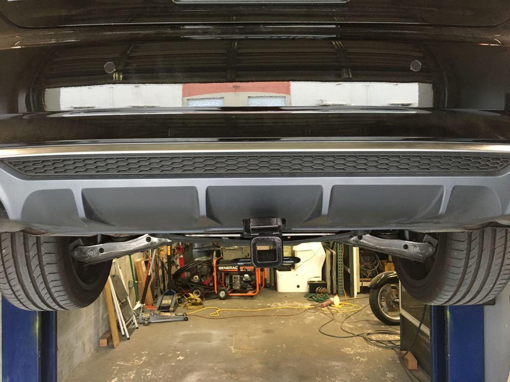 2017 Audi A4 Allroad Curt Trailer Hitch Receiver Custom Fit Class I 1 1 4 Quot
