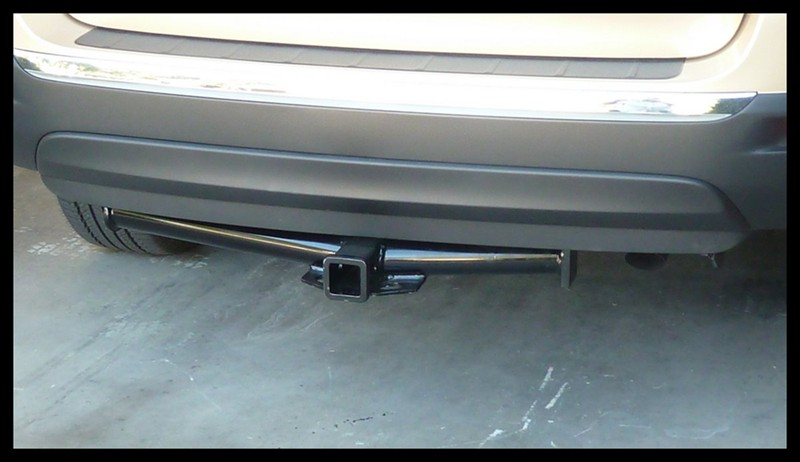 toyota highlander hitch installation instructions