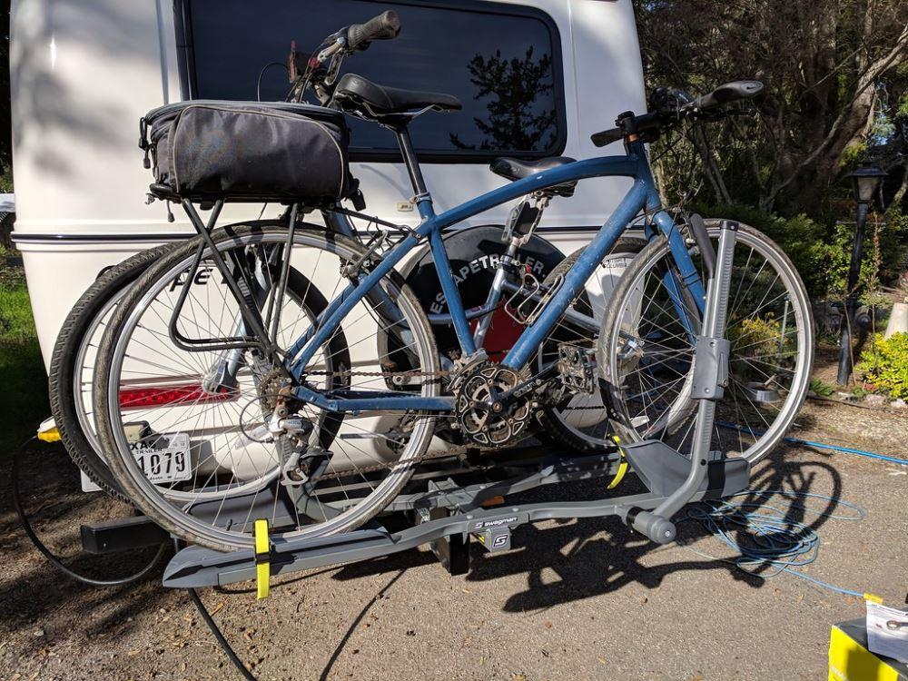 Swagman Escapee 2 Bike Platform Rack - 2