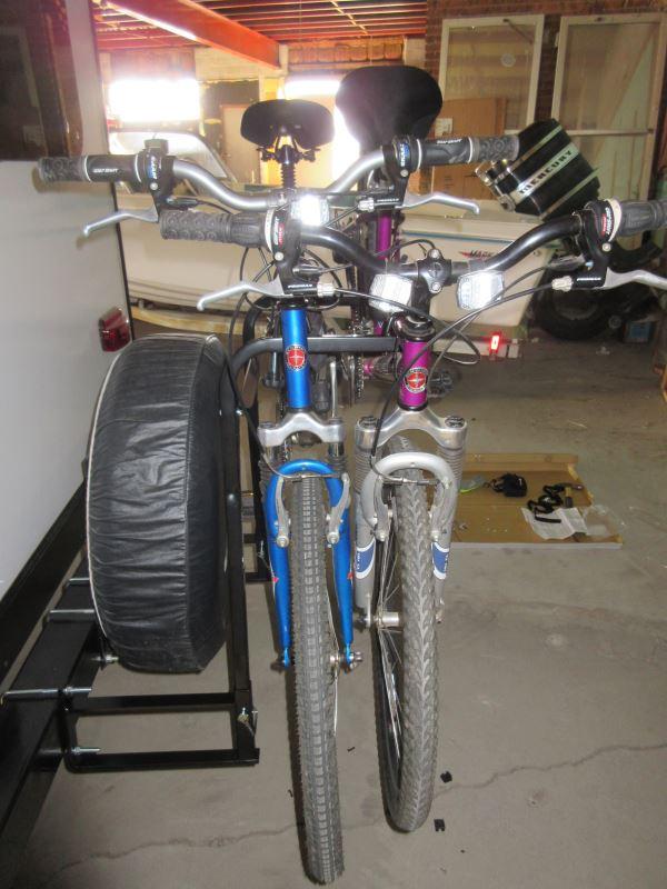 Compare Swagman Rv And Vs Rv Bumper 2 Bike Etrailer Com