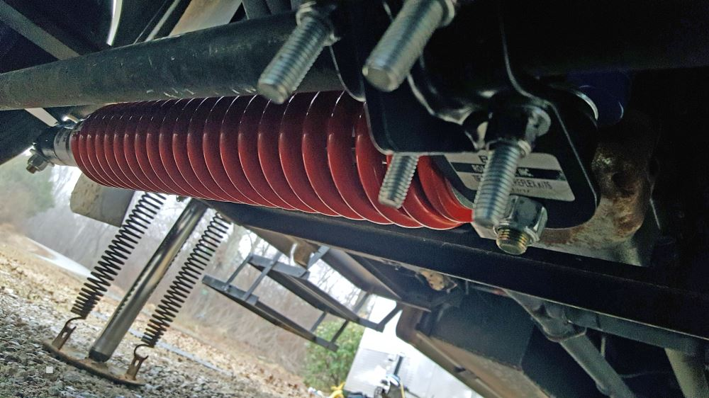 Workhorse W-Series Roadmaster Reflex Steering Stabilizer with