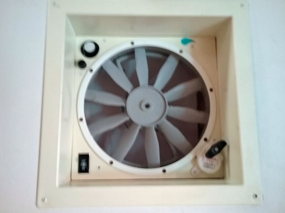 Replacement Lift Motor For Fan Tastic Vent B Series Roof