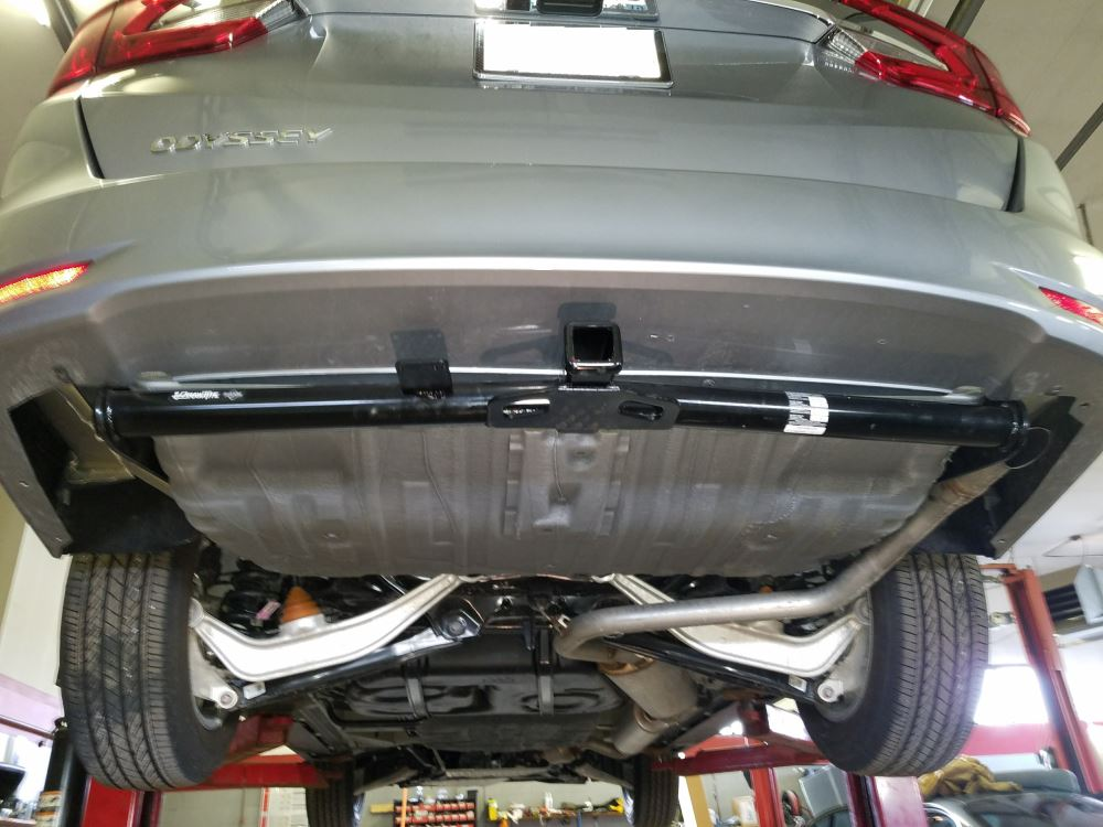 2018 Honda Odyssey Draw-Tite Max-Frame Trailer Hitch ...