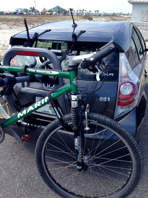 Best Toyota Prius Bike Racks Etrailer Com