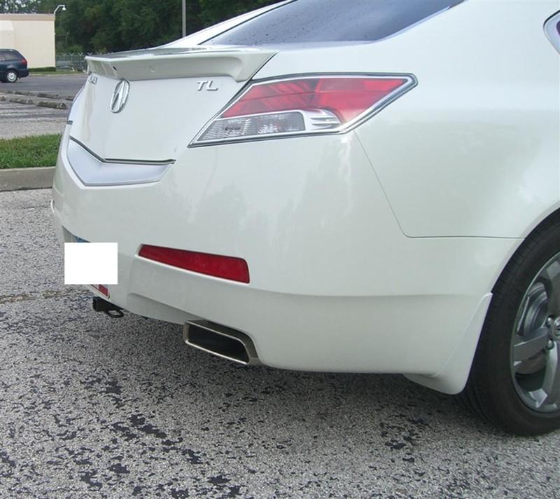 2010 Acura TL Trailer Hitch