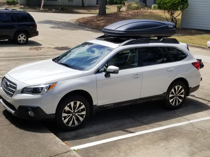 Used Thule Force L Roof Box 25 Best Ideas About Thule Roof