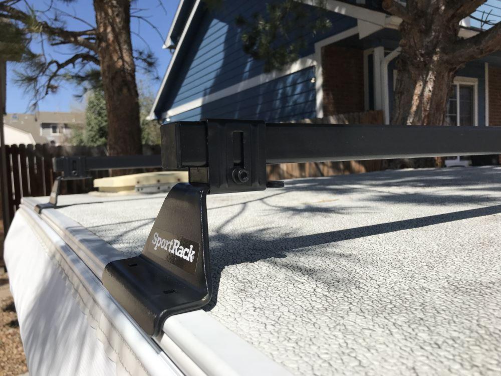 Sportrack Pop Up Camper Roof Rack Square Crossbars
