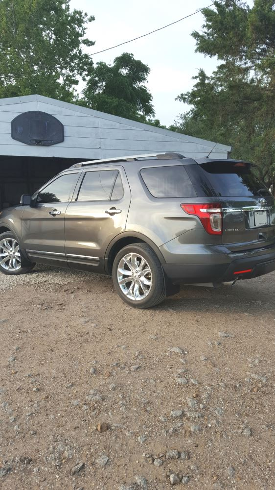 2014 Ford Explorer Weathertech Mud Flaps Easy Install
