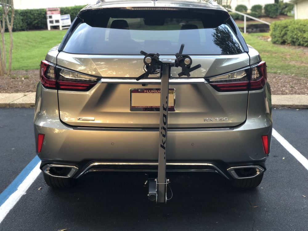 2016 lexus rx 350 curt trailer hitch receiver custom fit class iii 2. Black Bedroom Furniture Sets. Home Design Ideas