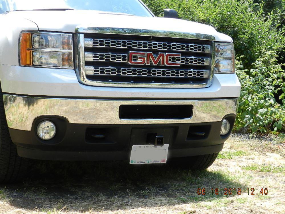 2018 Chevrolet Silverado 2500 Draw-Tite Front Mount ...