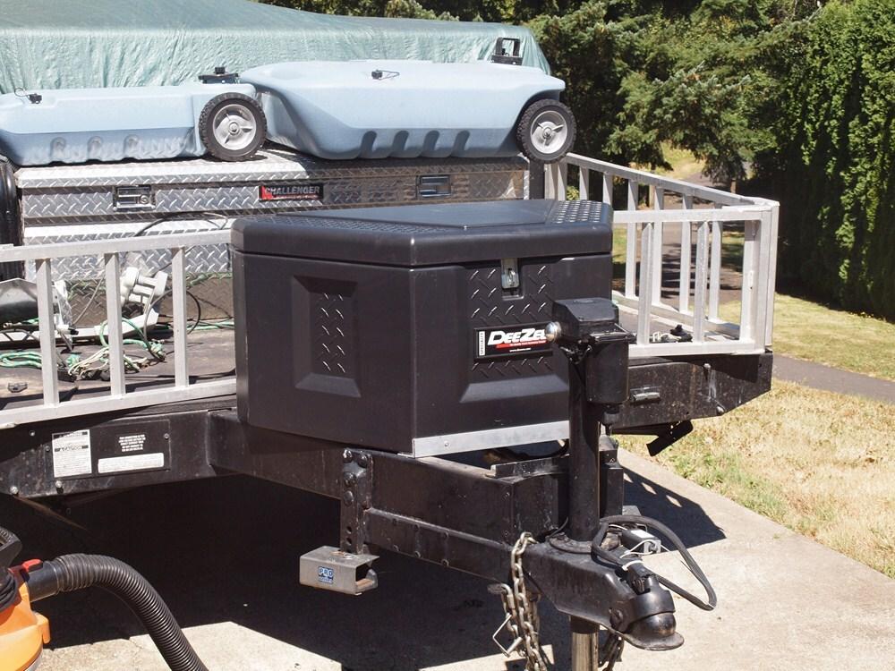 Dee Zee Truck Box >> DeeZee Specialty Series Trailer Tongue Toolbox - A-Frame ...