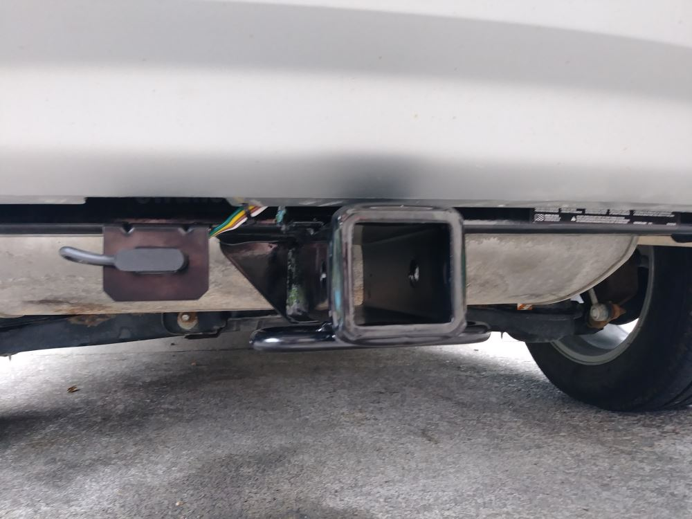 Curt Trailer Hitch Receiver - Custom Fit - Cl III - 2 ... on