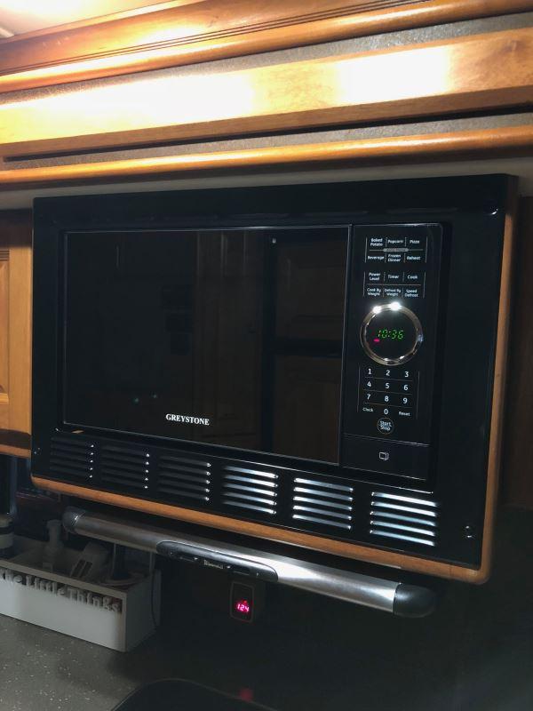 sylvania rv microwave manual