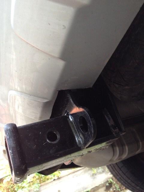 Volvo Xc90 Hitch Wiring Harness : Volvo xc trailer hitch curt