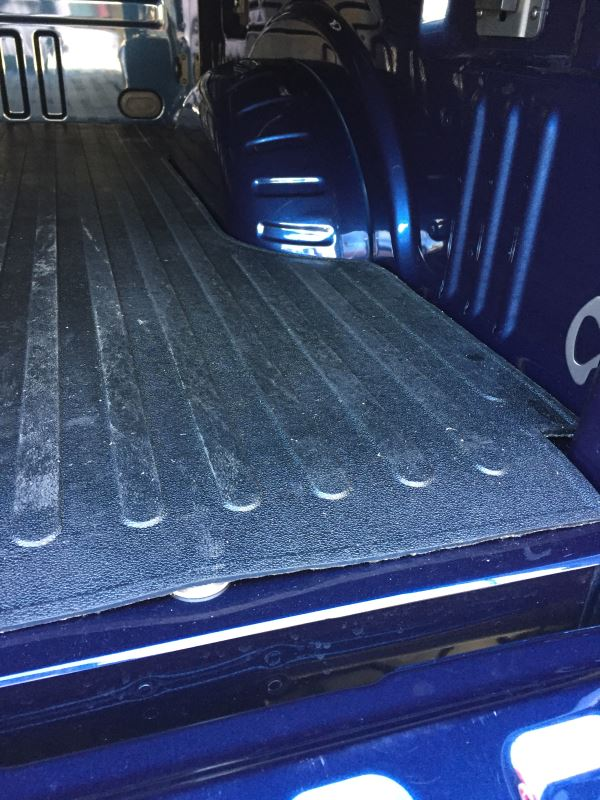 Best 2017 Ford F 250 Super Duty Truck Bed Mats Etrailer Com