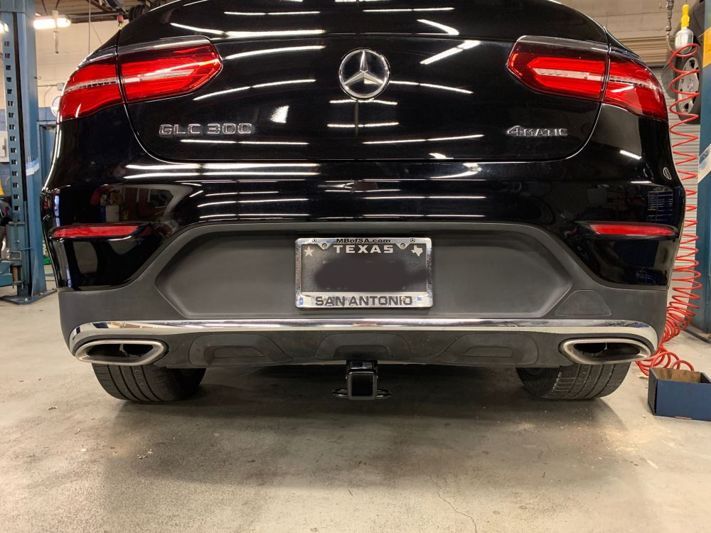 2018 Mercedes-Benz GLC-Class Draw-Tite Max-Frame Trailer Hitch
