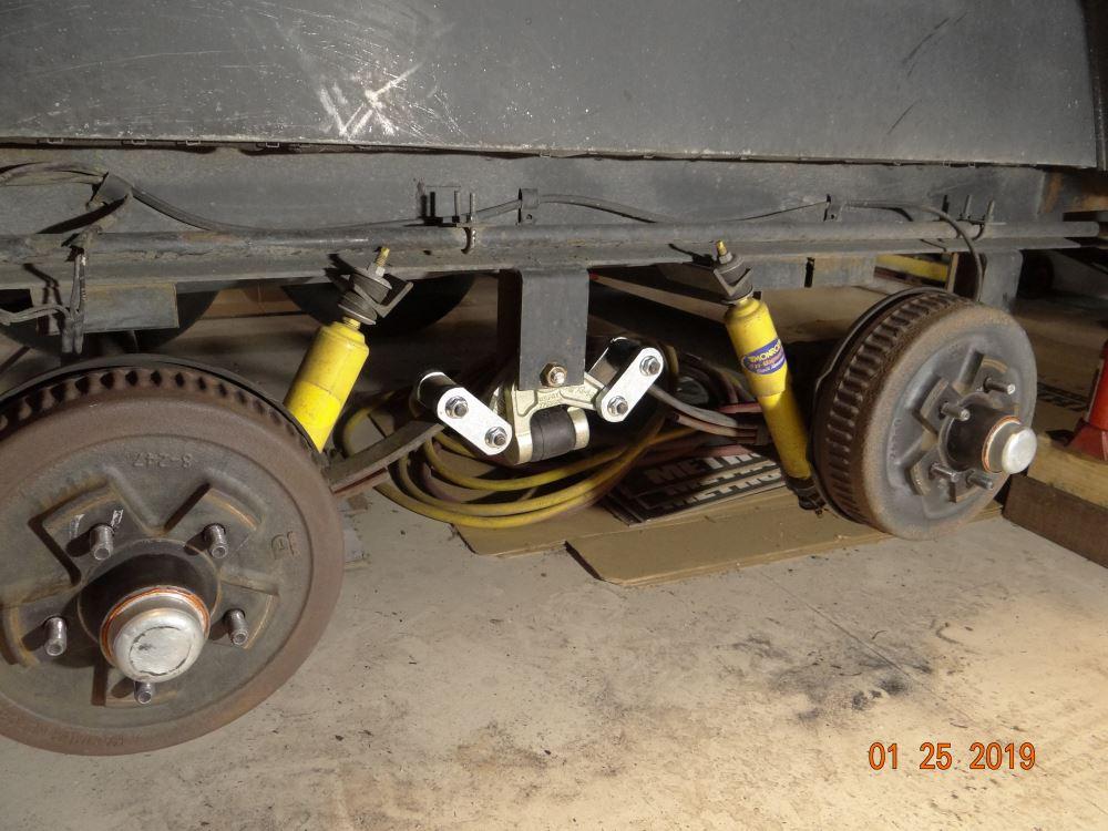 E-Z Flex Heavy Duty Rubber Suspension System by Dexter Axle