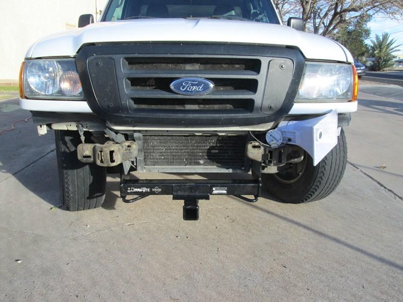 2004 mazda b2300 front bumper