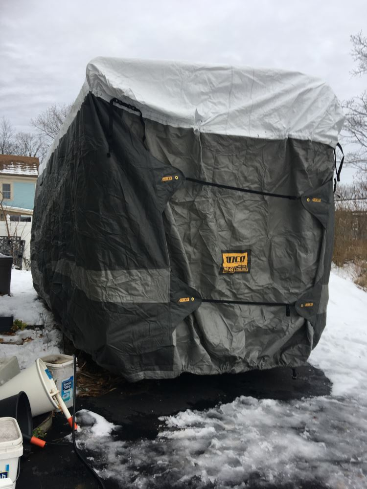 2018 Coachmen Prism Motorhome Adco Tyvek All-Climate +