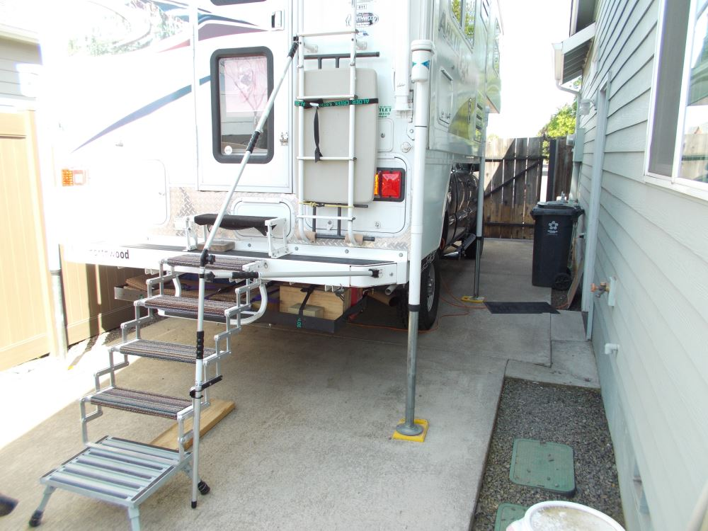 TorkLift GlowGuide Handrail for Campers and RVs with