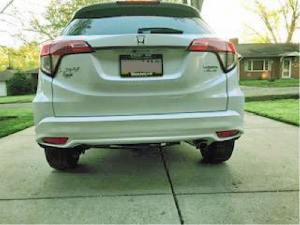 Honda Hrv Undercarriage Cover Screws