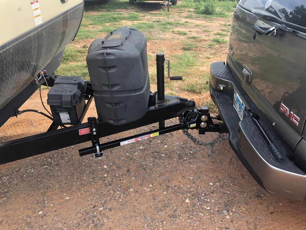 Equal I Zer Weight Distribution System W 4 Point Sway