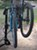 swagman hitch bike racks hanging rack fits 1-1/4 inch 2 and trailhead 4 for hitches - tilting