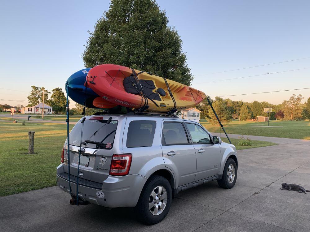 Kayak Carrier Fitting Kit Addon Rhino Roof Rack KC-FK8
