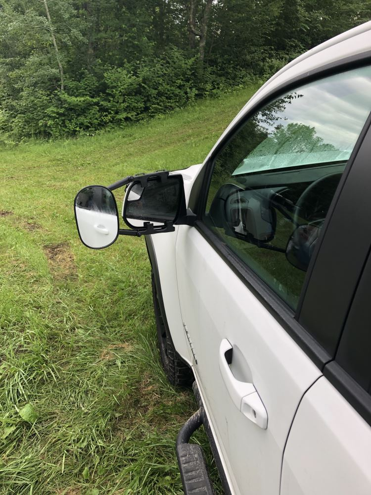 K-Source Universal Towing Mirror - Clip On - Qty 1 K Source