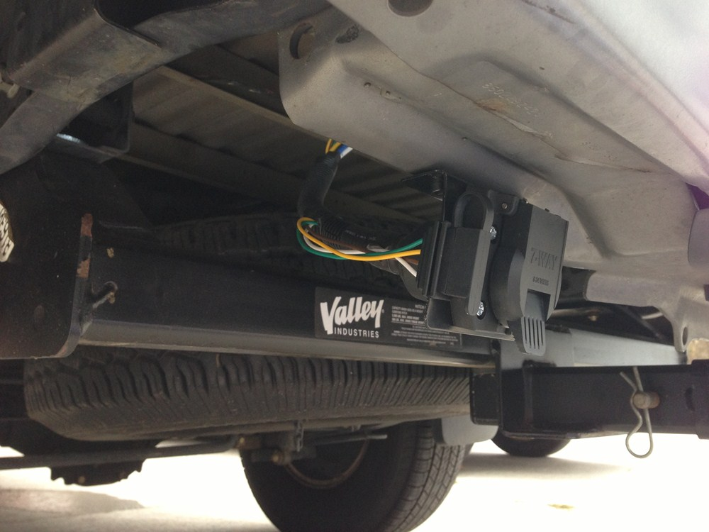 Rid R on 2012 Kia Sorento Trailer Wiring Harness