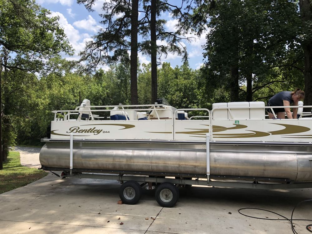 CE Smith Post-Style Guide-Ons for Boat Trailers - 40