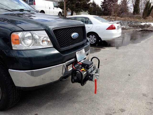 1975 Ford F150 >> 2005 ford f-150 Front Hitch - Draw-Tite