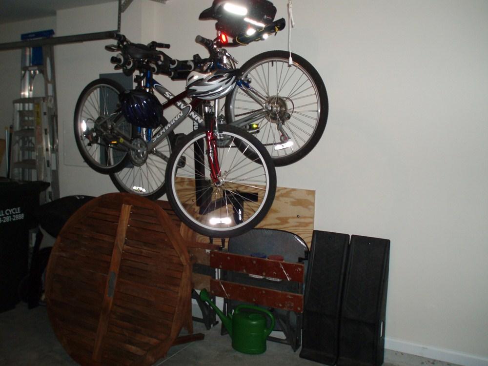 Swagman X Mount Bike Carrier Storage Rack Wall Mount 2