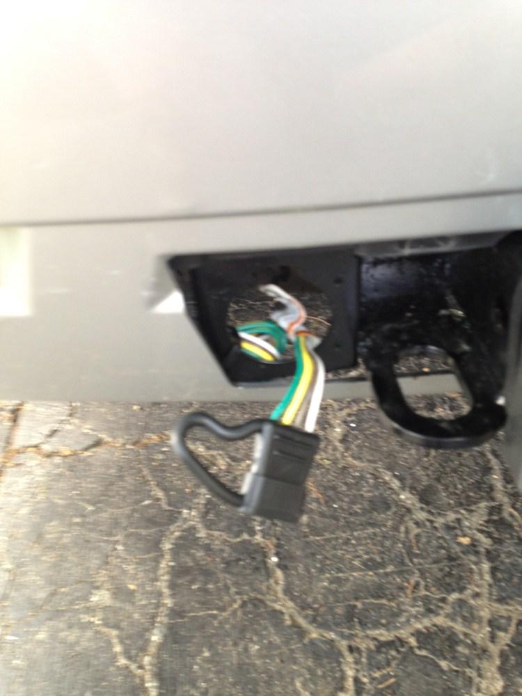 2006 Jeep Wrangler Trailer Wiring Harness