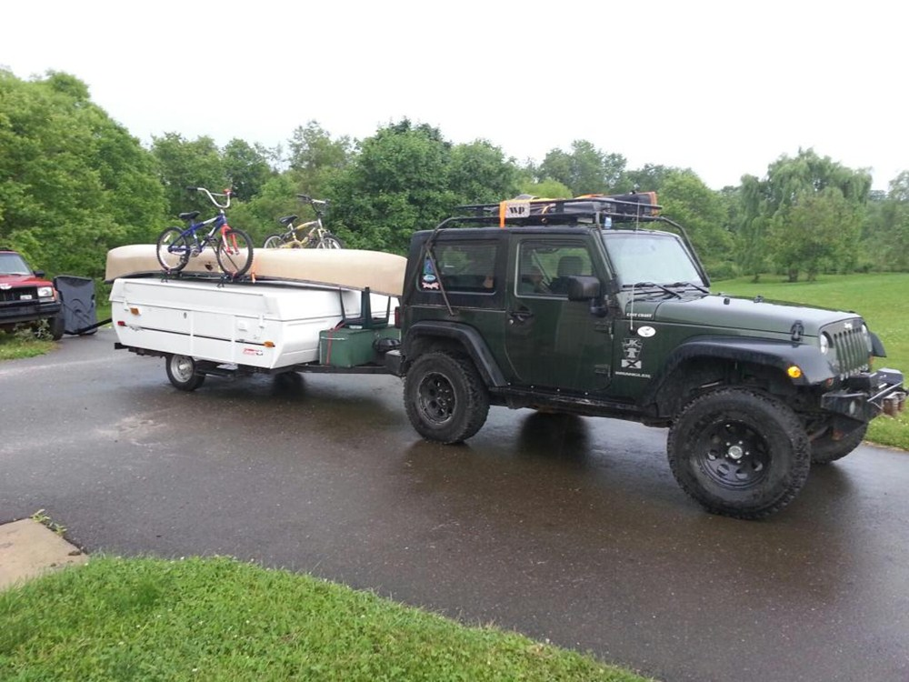 Swagman Roamer Lt Roof Rack For Pop Up Campers And Camper