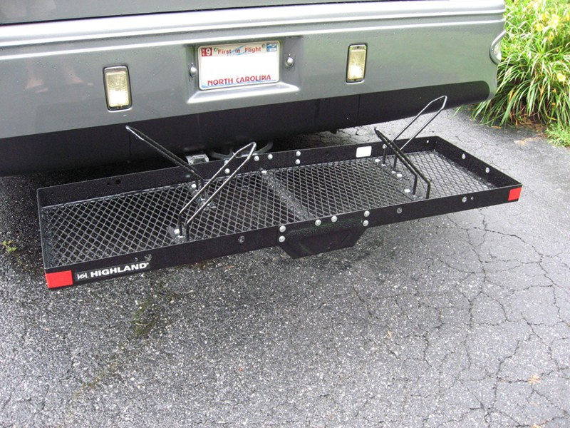Bike Rack Adapter For Stromberg Carlson Hitch Mounted