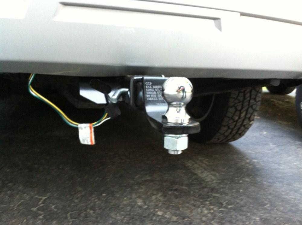 2012 Jeep Grand Cherokee Custom Fit Vehicle Wiring Tekonsha