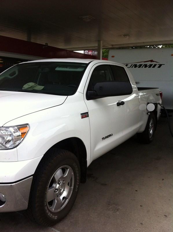 2013 Toyota Tundra Custom Towing Mirrors Cipa