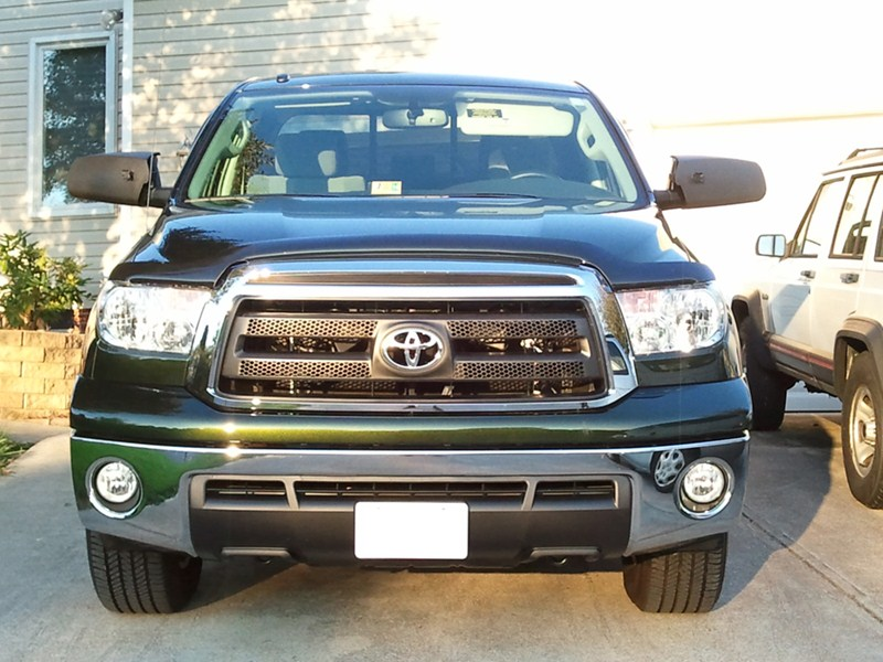 2015 Toyota Tundra Custom Towing Mirrors Cipa