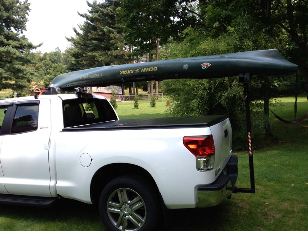 Chevrolet Equinox Darby Extend A Truck Kayak Carrier W