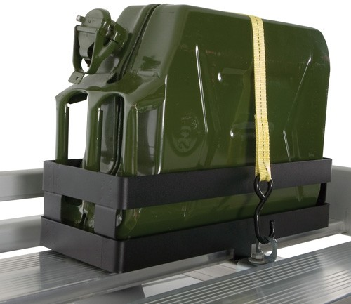 Rhino Rack Gas Can Holder For Pioneer Platform Rack