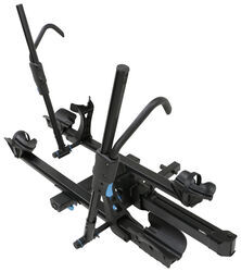 RockyMounts BackStage <strong>2</strong> Bike Platform Rack - <strong>2&quot;</strong> <strong>Hitches</strong> - Swinging - Wheel Mount - RKY10002