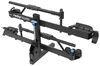 rockymounts hitch bike racks platform rack fits 2 inch monorail - hitches tilting wheel mount