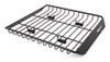 "RockyMounts 14'er Roof Mounted Cargo Basket - 53"" Long x 43"" Wide - 150 lbs Medium Capacity RKY1054"