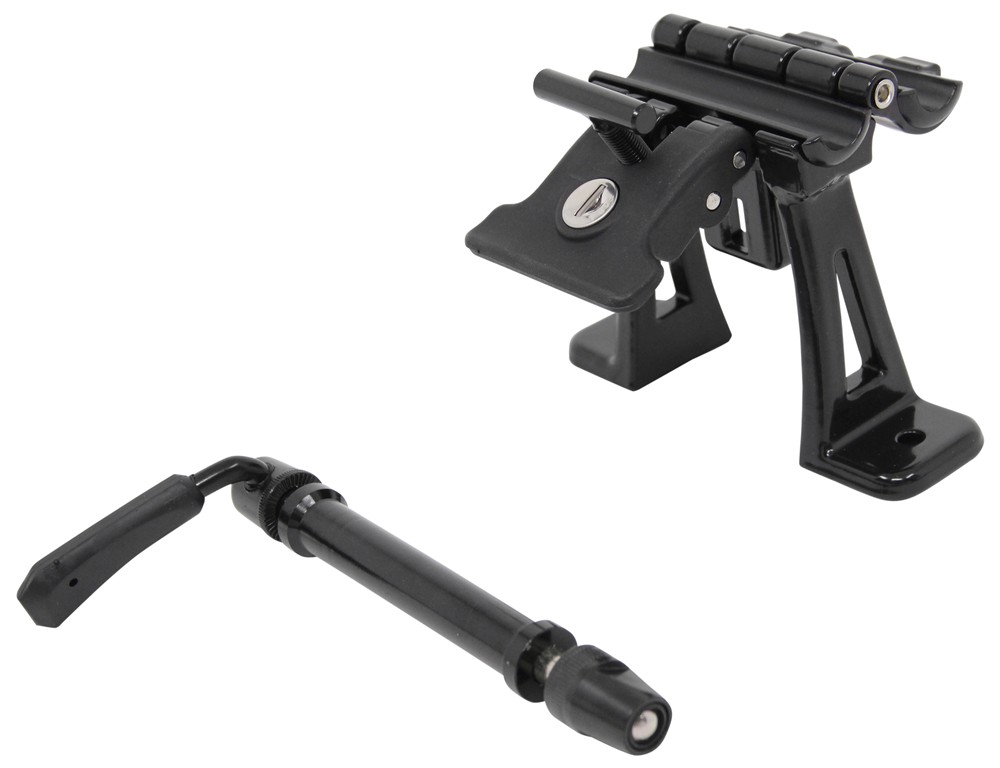 Rockymounts Driveshaft Track Truck Bed Bike Rack Rky