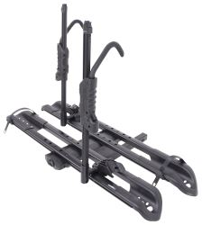 "RockyMounts SplitRail 2 Bike Platform Rack - 2"" Hitches - Wheel Mount - Tilting"