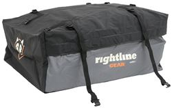 "Rightline Gear Sport 1 Rooftop Cargo Bag - Waterproof - 12 cu ft - 38"" x 34"" x 19"" - RL100S10"