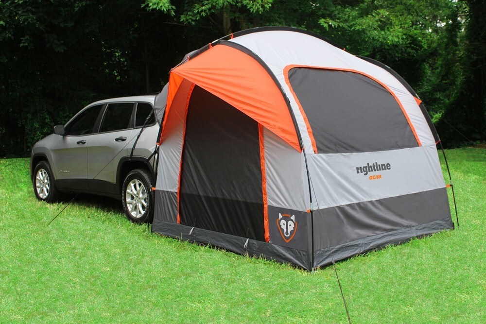 Car Tents For Camping : Rightline gear suv tent with rainfly waterproof sleeps