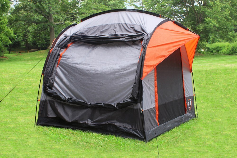 Truck Bed Tent : Rightline gear suv tent with rainfly waterproof sleeps