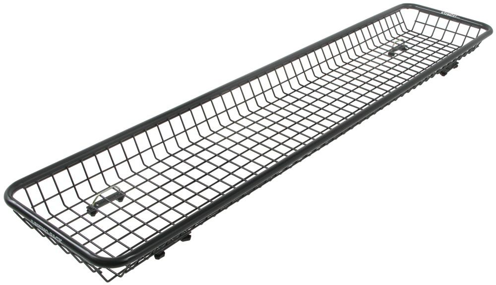 rhino-rack steel mesh  roof mounted cargo basket